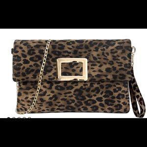 Handbags - 👜 Animal Print Purse. NWOT.